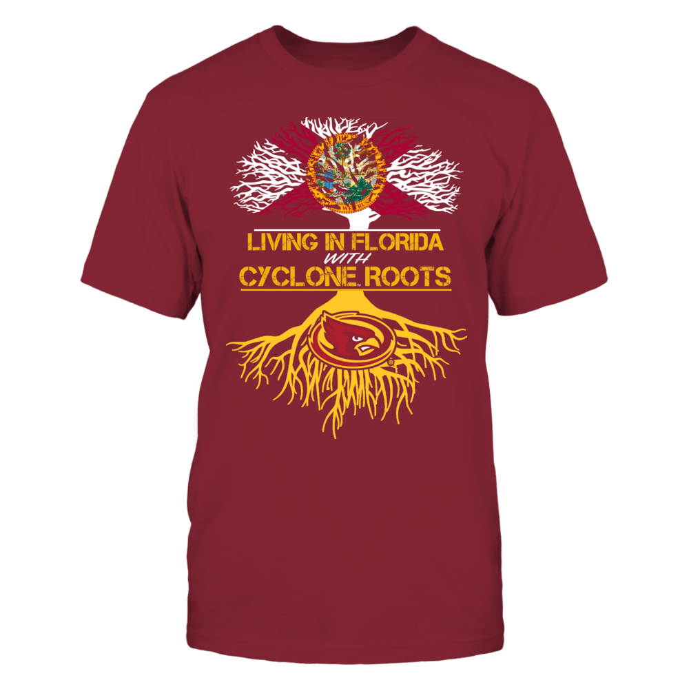 Iowa State Cyclones - Living Roots Florida Front picture