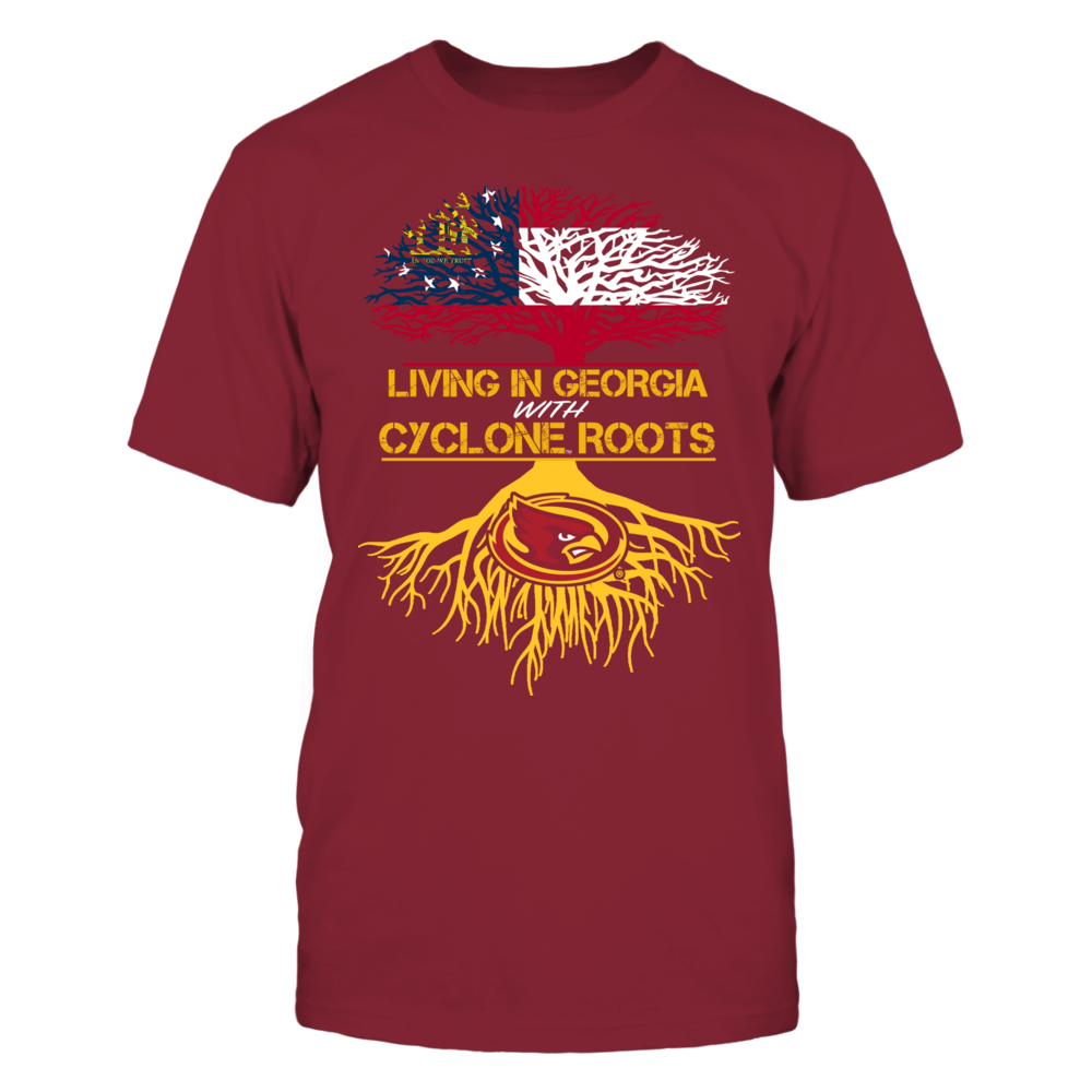 Iowa State Cyclones - Living Roots Georgia Front picture