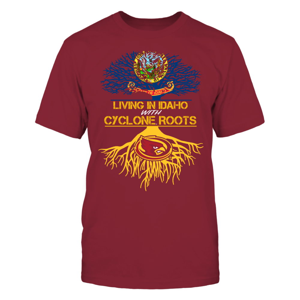 Iowa State Cyclones - Living Roots Idaho Front picture