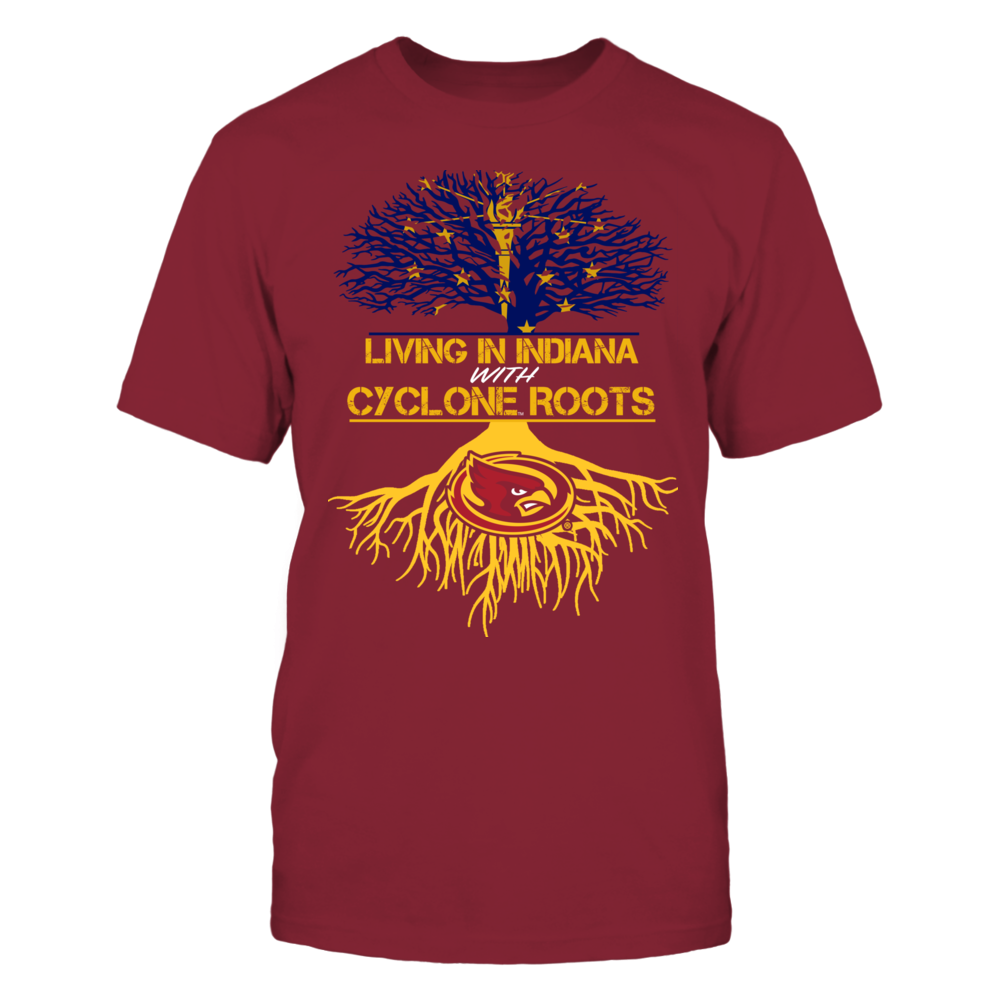 Iowa State Cyclones - Living Roots Indiana Front picture