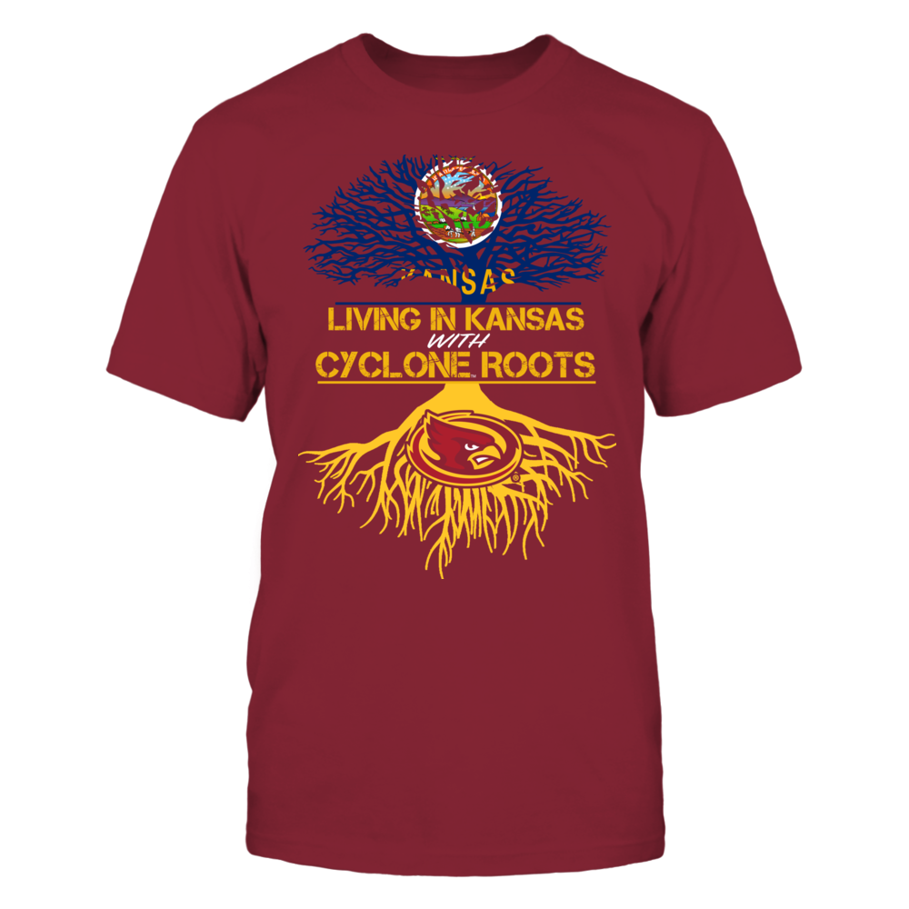 Iowa State Cyclones - Living Roots Kansas Front picture