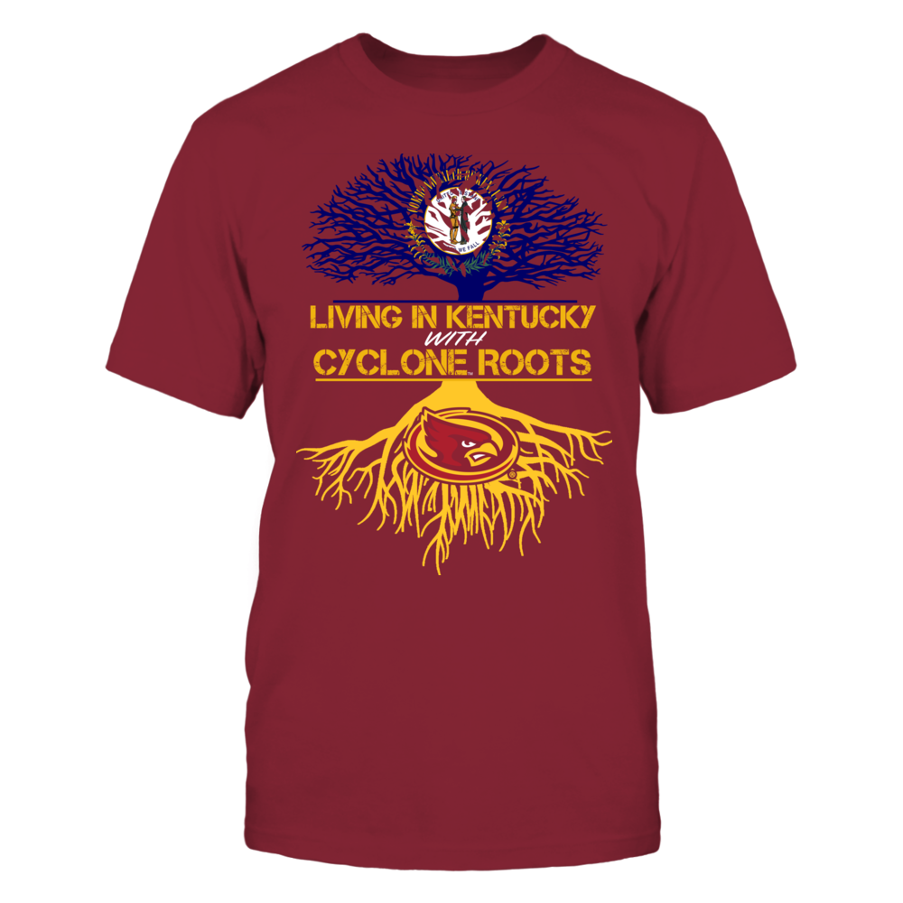 Iowa State Cyclones - Living Roots Kentucky Front picture