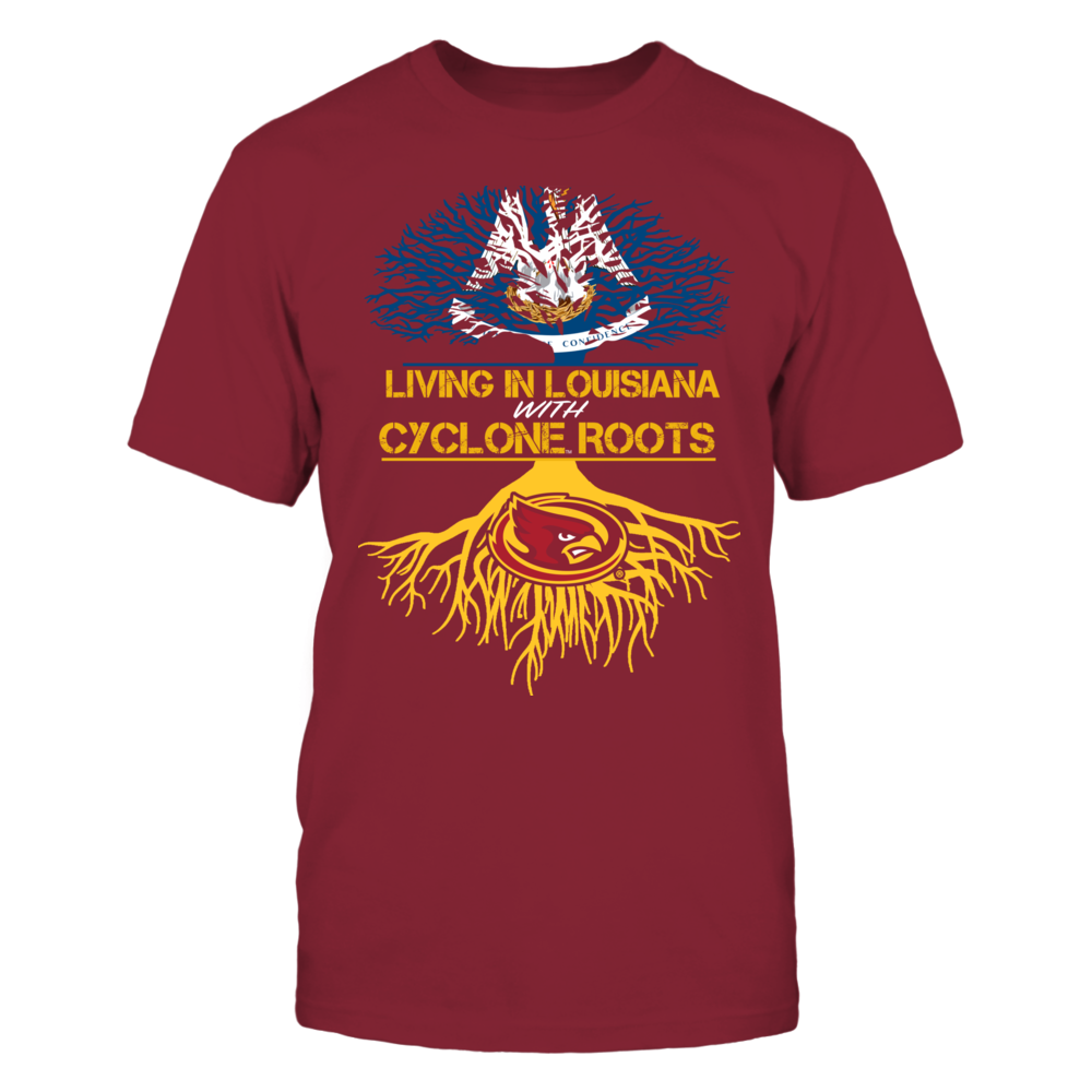 Iowa State Cyclones - Living Roots Louisiana Front picture