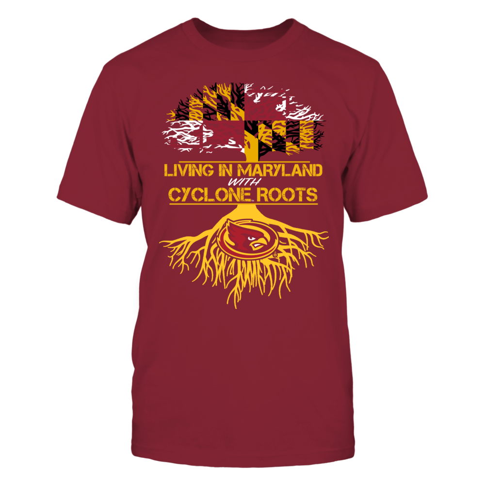 Iowa State Cyclones - Living Roots Maryland Front picture