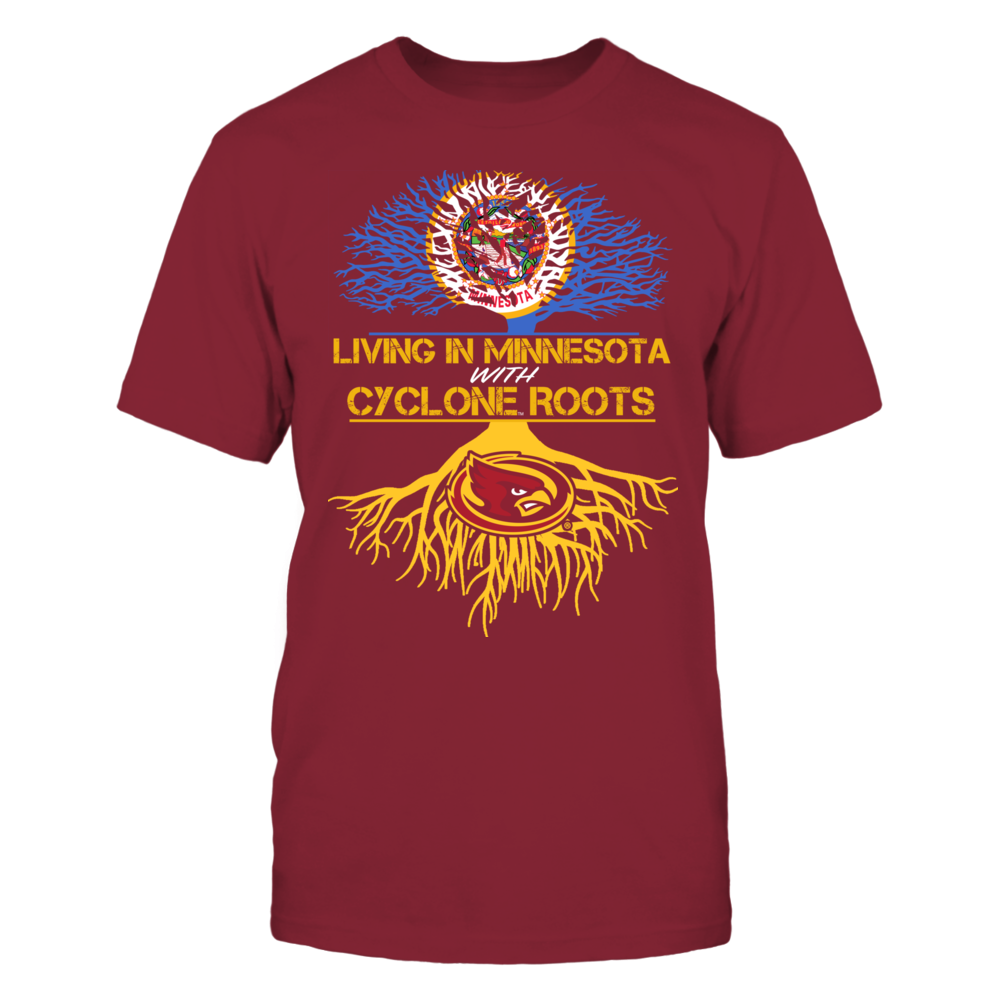 Iowa State Cyclones - Living Roots Minnesota Front picture