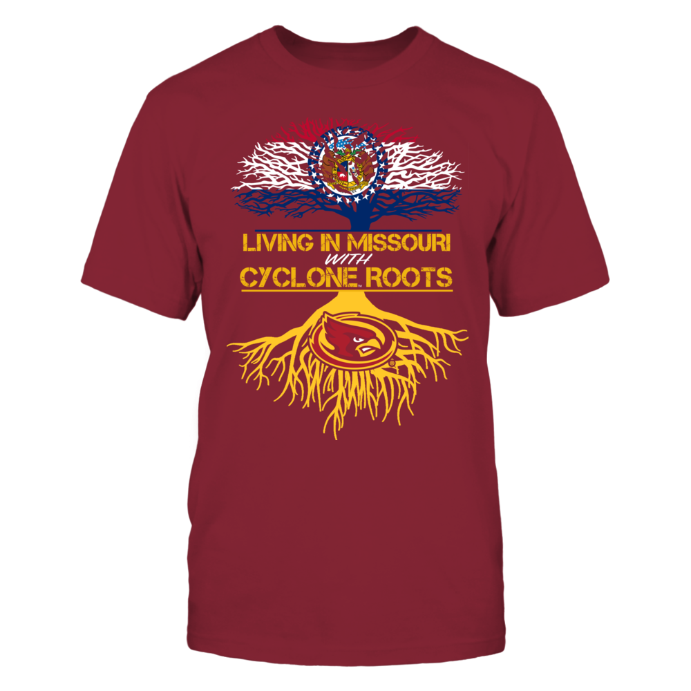 Iowa State Cyclones - Living Roots Missouri Front picture