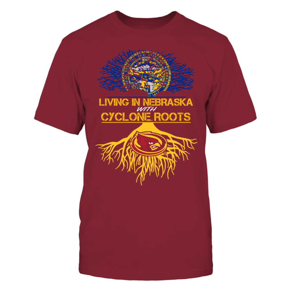 Iowa State Cyclones - Living Roots Nebraska Front picture