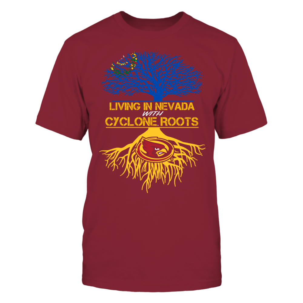 Iowa State Cyclones - Living Roots Nevada Front picture