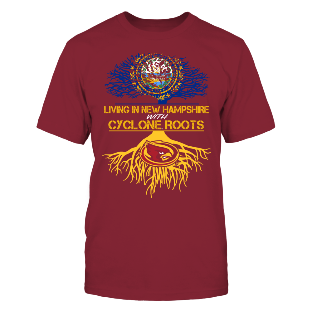 Iowa State Cyclones - Living Roots New Hampshire Front picture