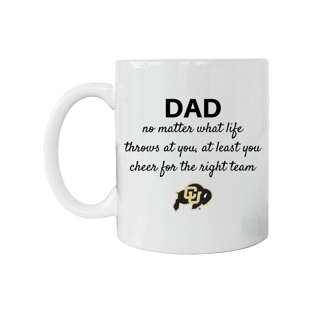 Dad Life - Colorado Buffaloes Front picture