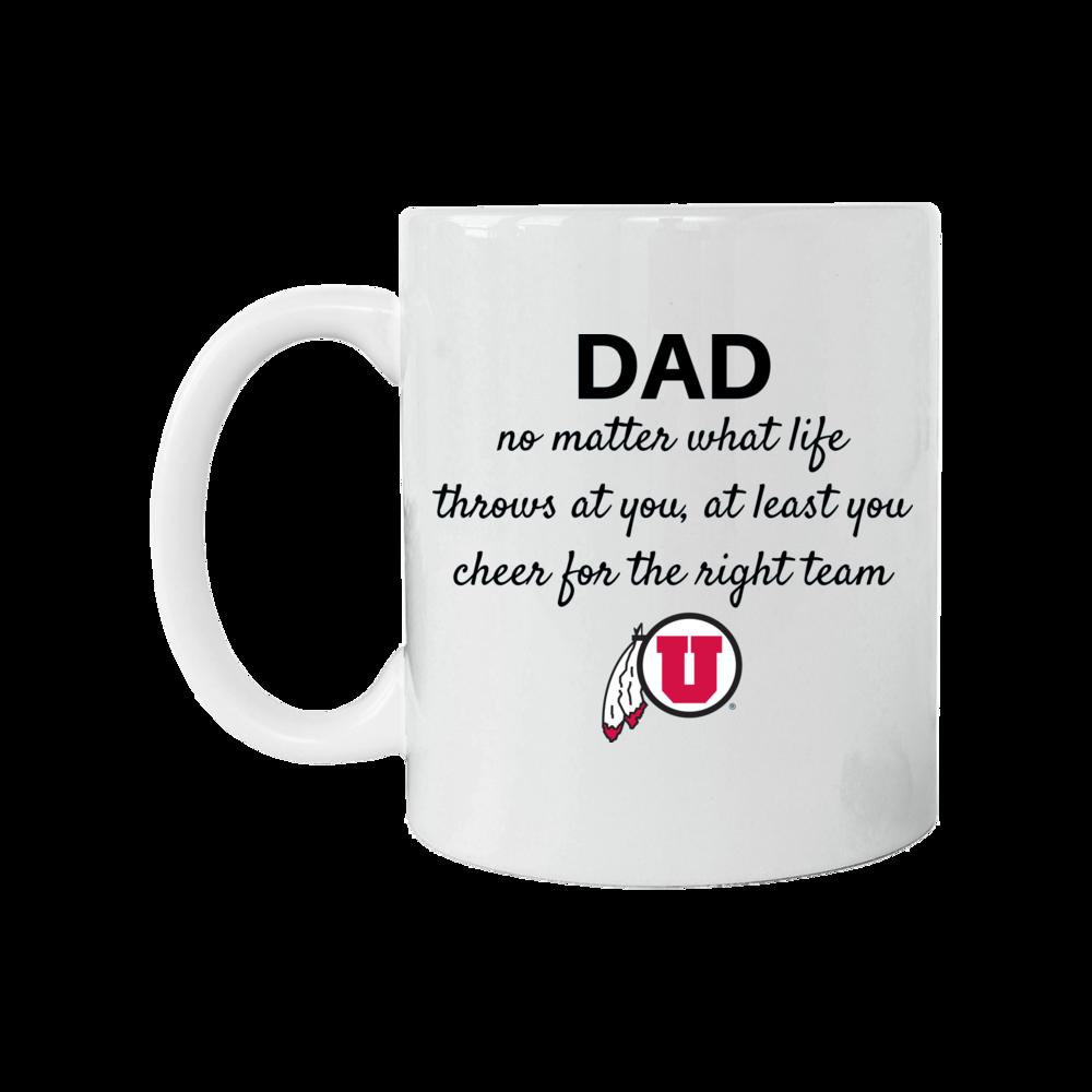 Dad Life - Utah Utes Front picture