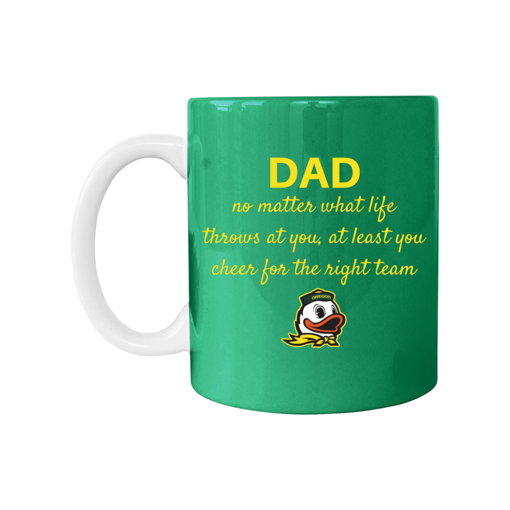 Dad Life - Oregon Ducks Front picture