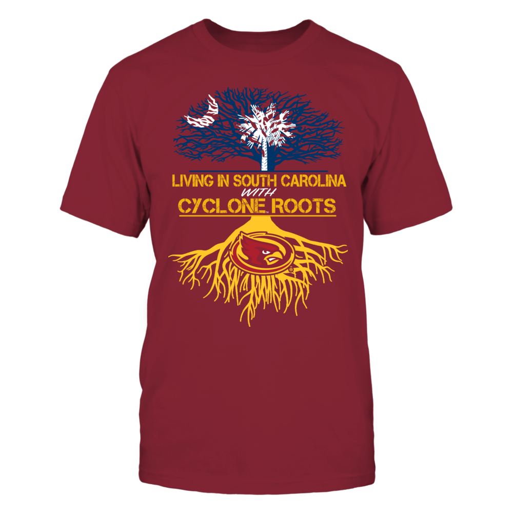 Iowa State Cyclones - Living Roots South Carolina Front picture
