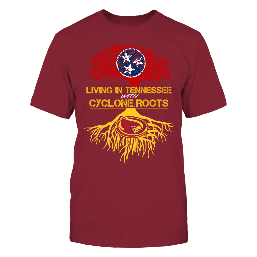 Iowa State Cyclones - Living Roots Tennessee Front picture