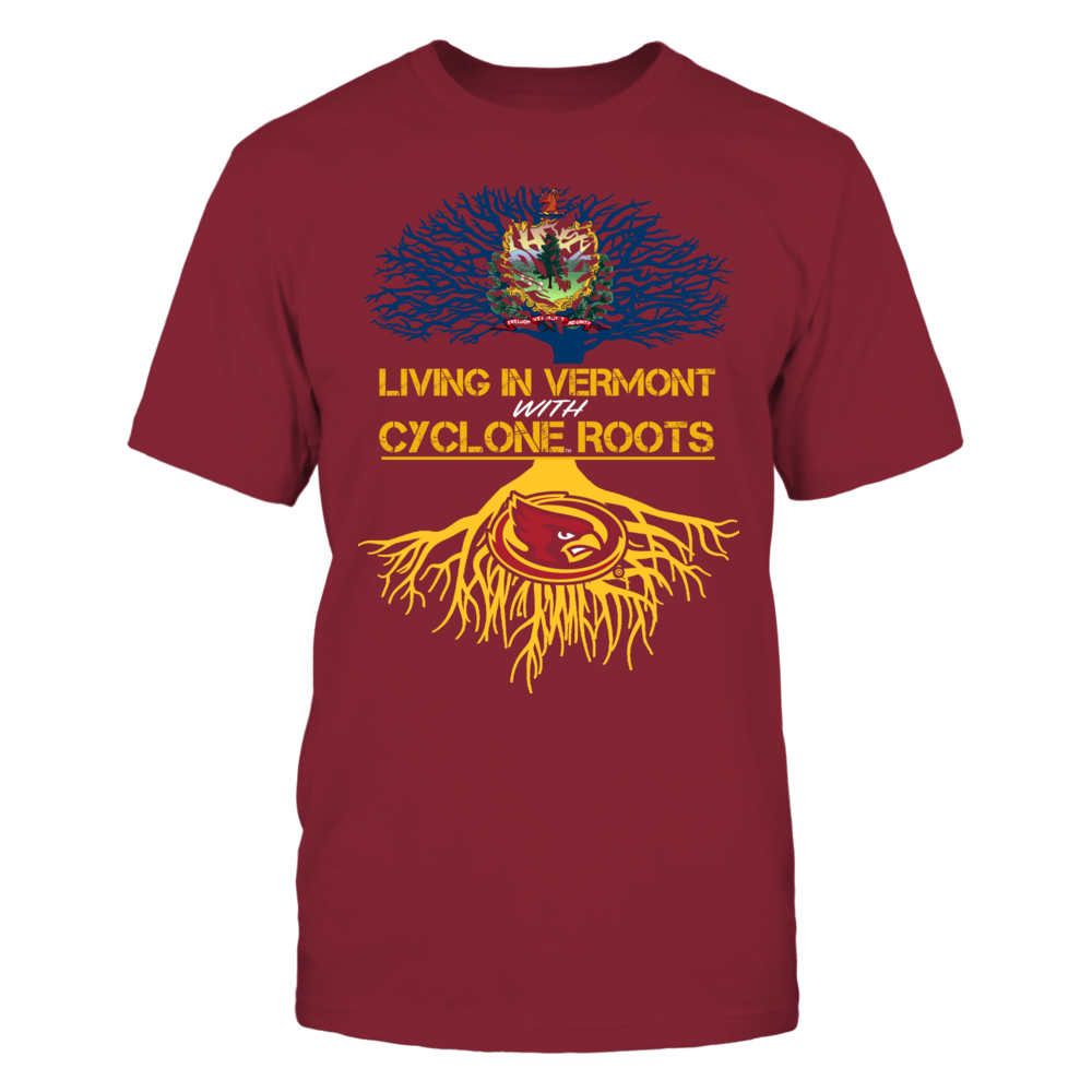 Iowa State Cyclones - Living Roots Vermont Front picture
