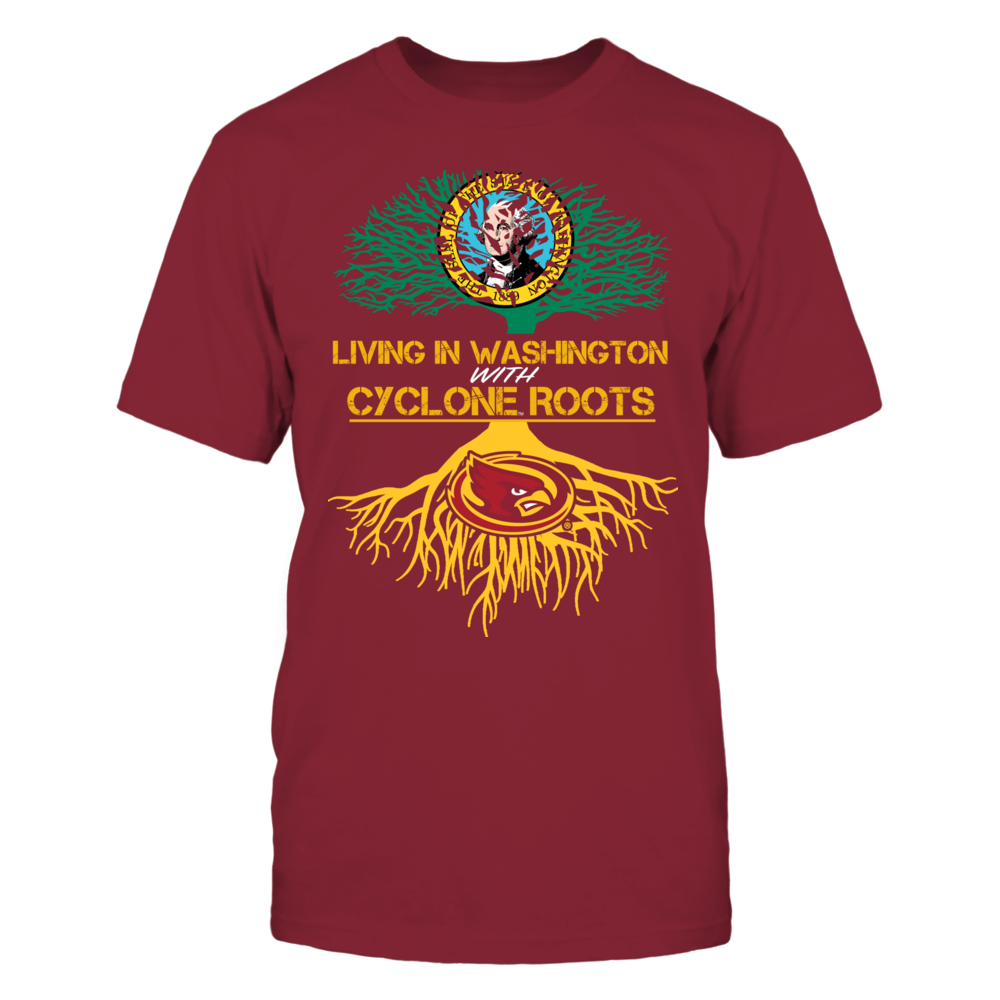 Iowa State Cyclones - Living Roots Washington Front picture