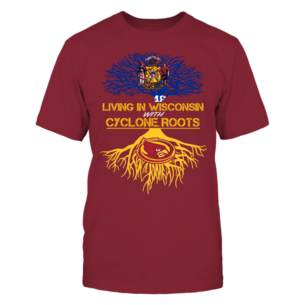 Iowa State Cyclones - Living Roots Wisconsin Front picture