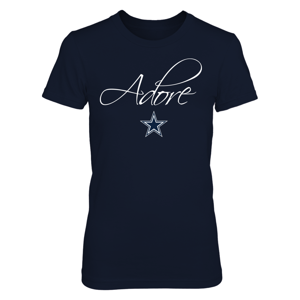 Adore - Dallas Cowboys Front picture