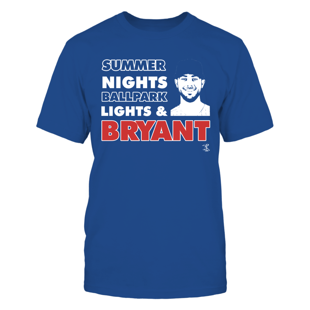 Kris Bryant - Summer Nights Front picture