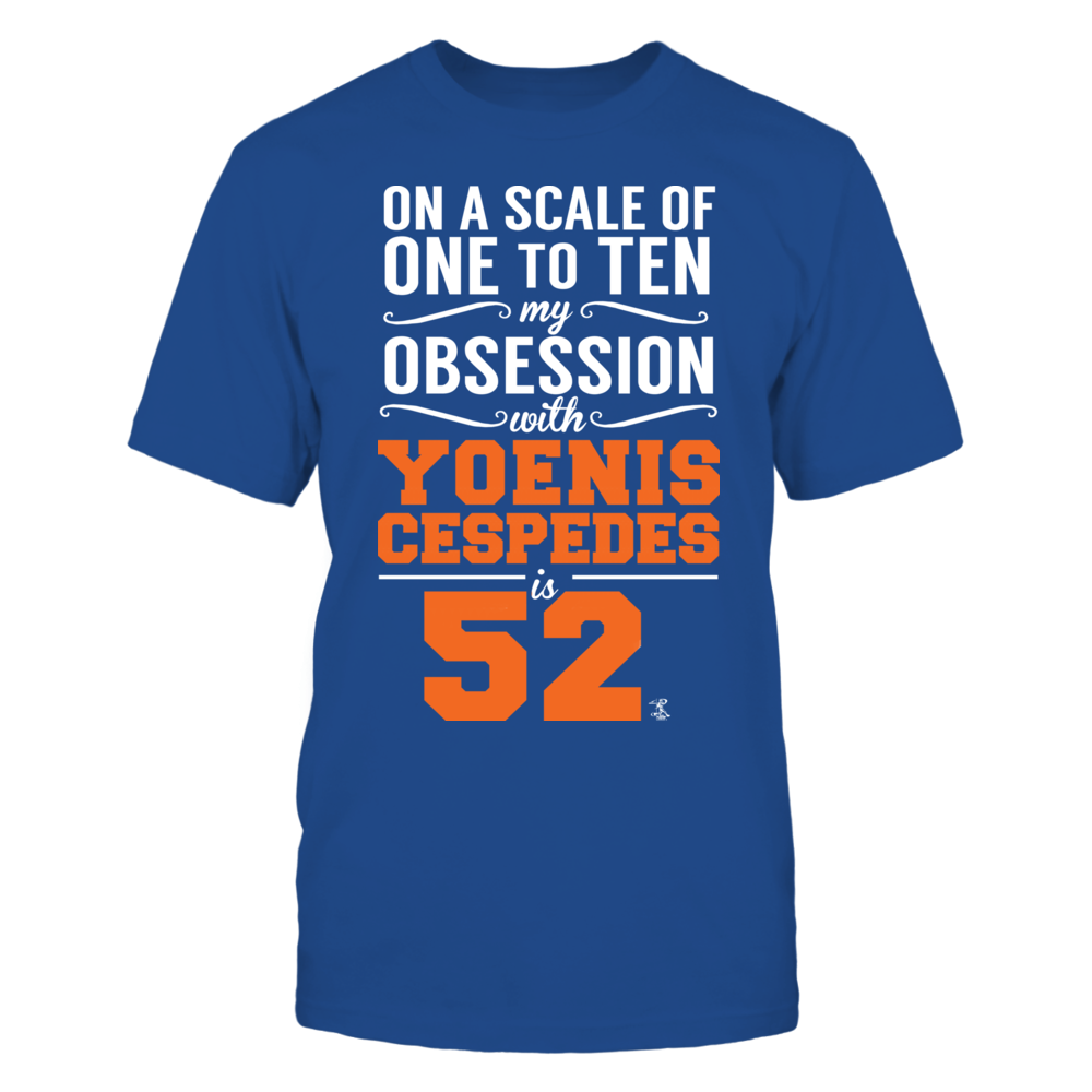 Yoenis Cespedes - Obsession Level Front picture