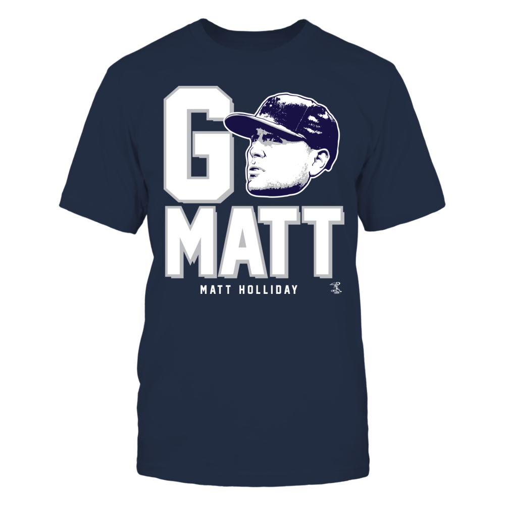 Matt Holliday - Go Matt Front picture