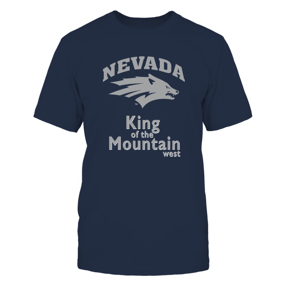 Nevada Wolf Pack Nevada Wolf Pack - King of the Mountain FanPrint