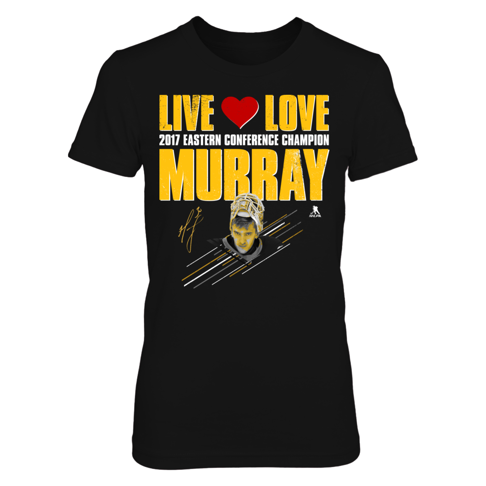 Matt Murray Live Love Murray - 2017 Eastern Conference Champion FanPrint