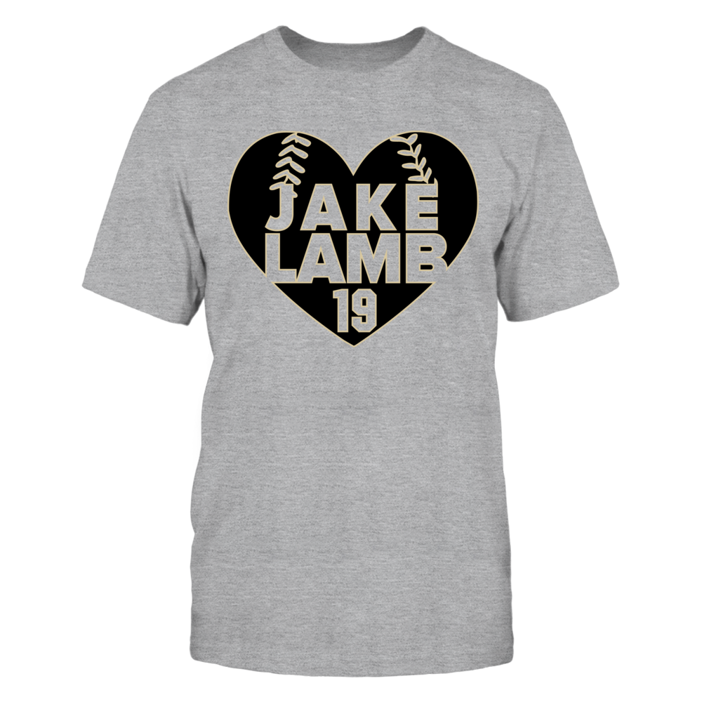 Jake Lamb - Name Love Front picture