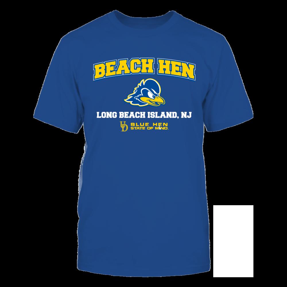 Beach Hen – Long Beach Island, NJ Front picture