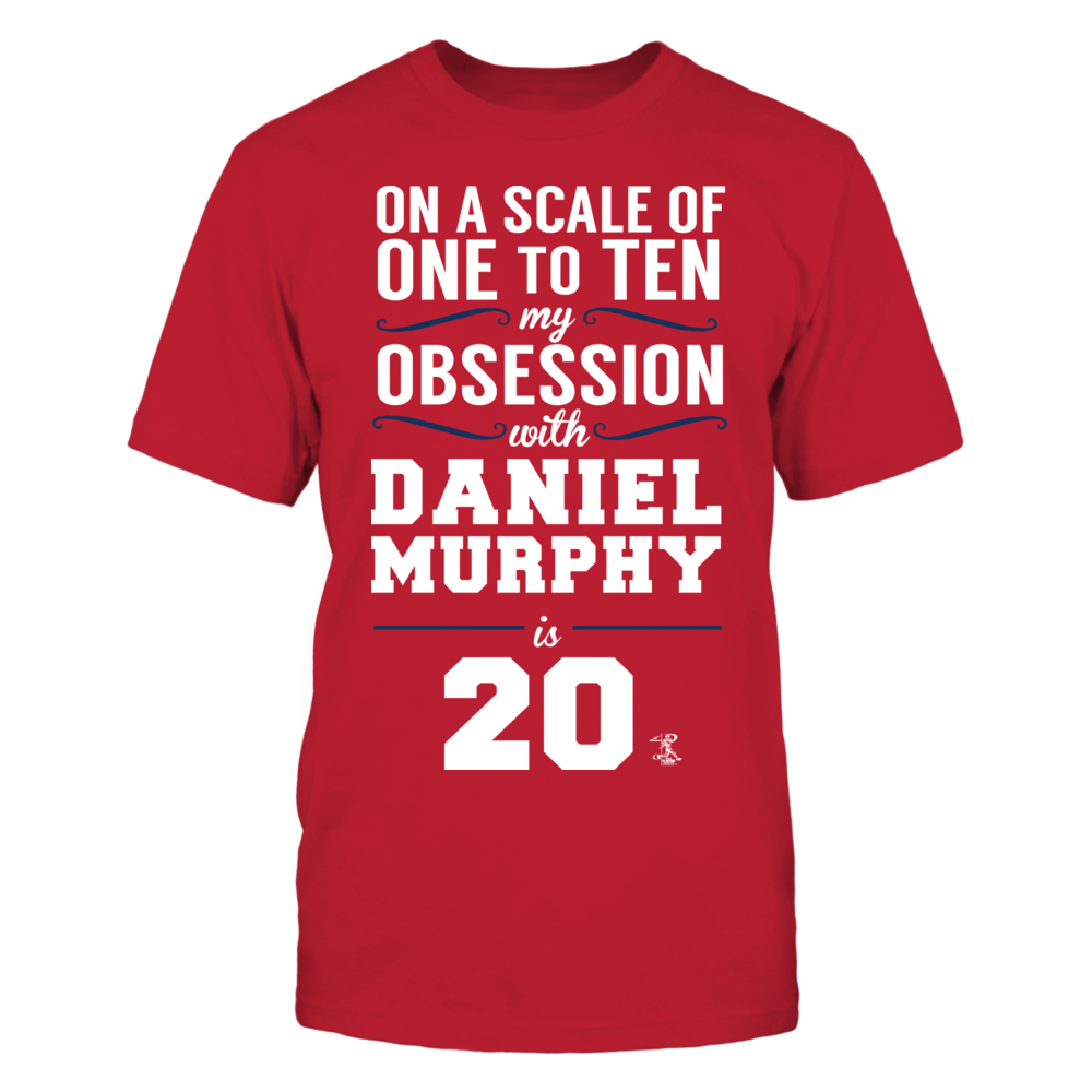 Daniel Murphy - Obsession Level Front picture