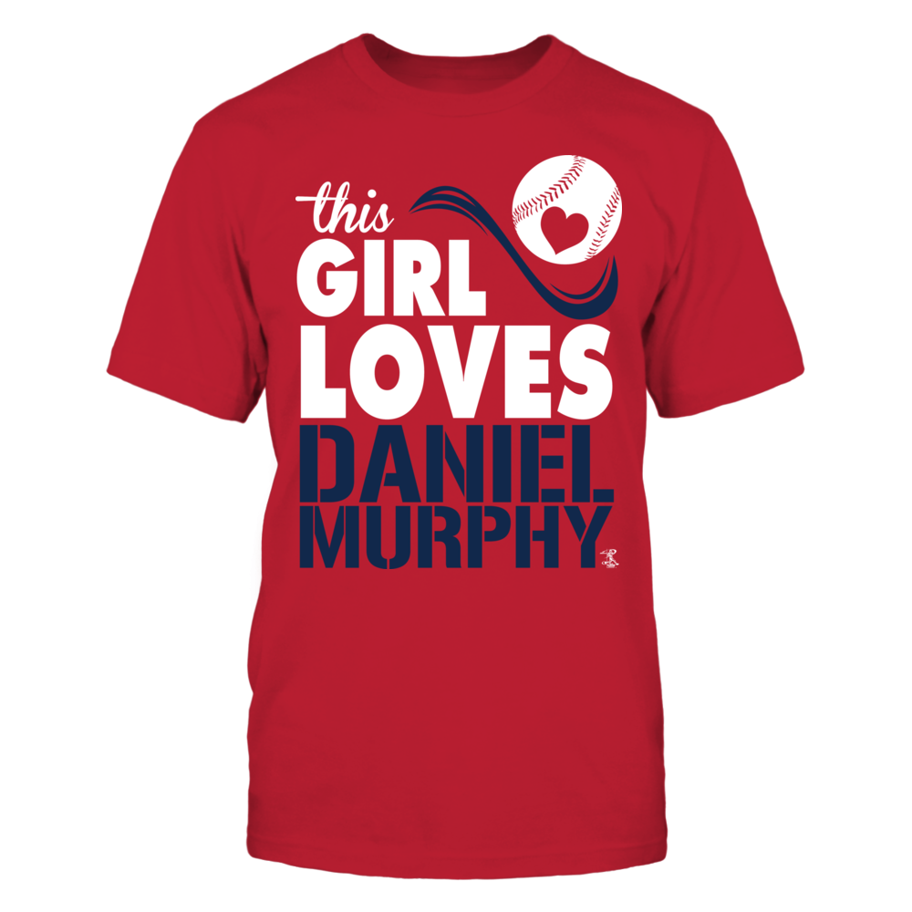 Daniel Murphy - This Girl Loves Front picture