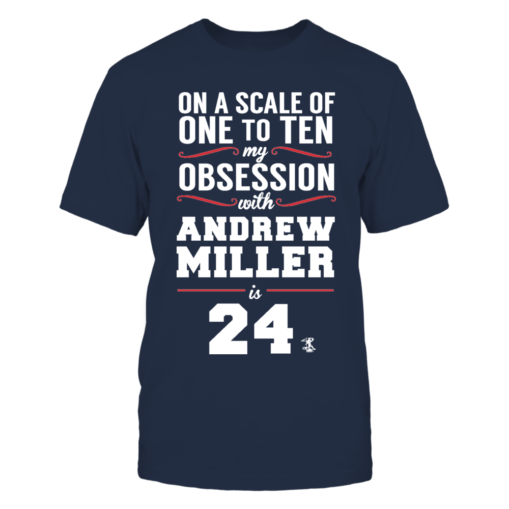 Andrew Miller  - Obsession Front picture
