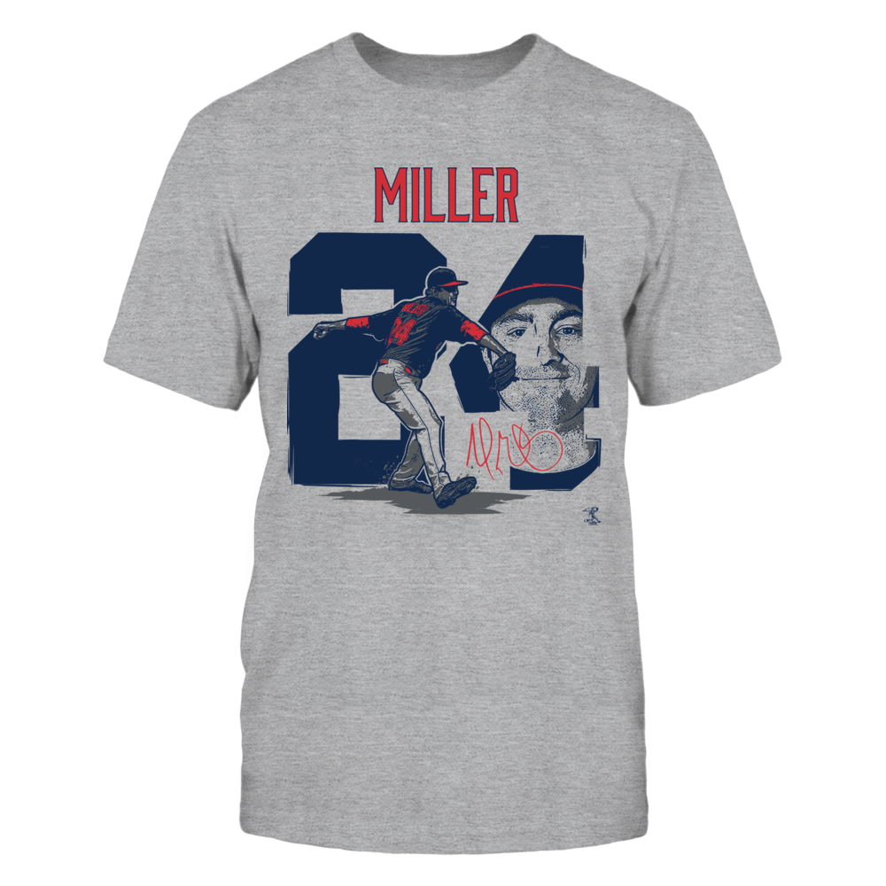 Andrew Miller  - Player Number Front picture