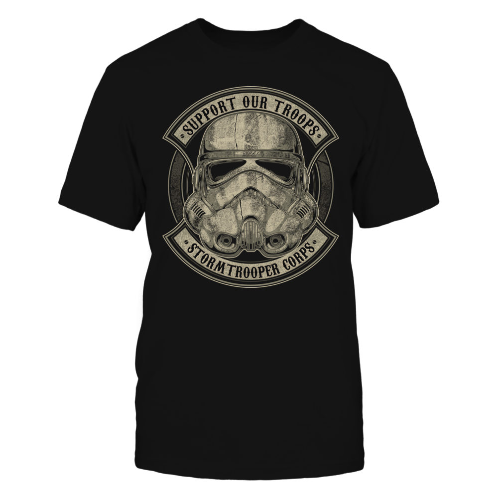 Support Our Troops - Stormtrooper Corps Front picture