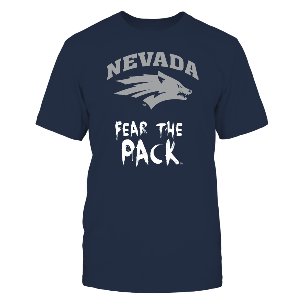 Nevada Wolf Pack Nevada Wolf Pack - Fear the Pack FanPrint