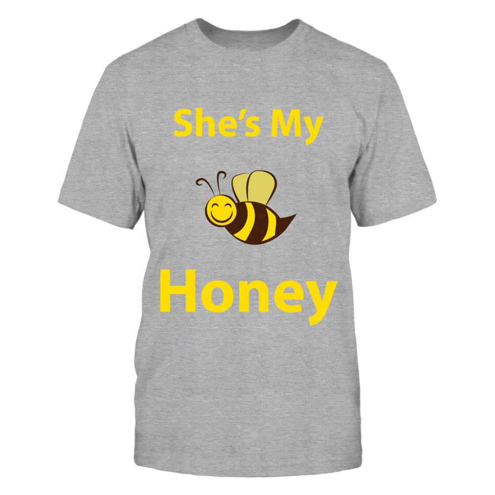 She's My Honey Front picture