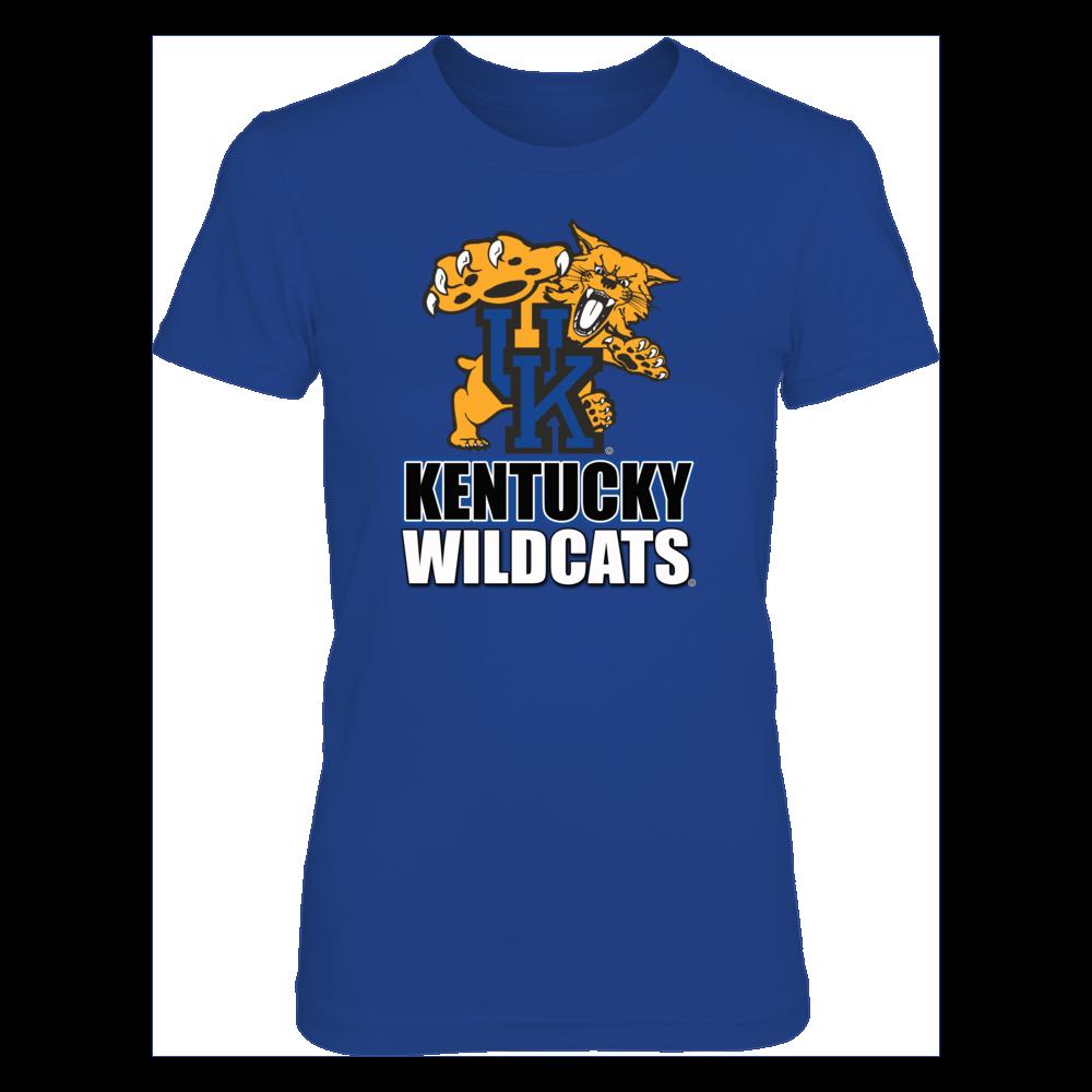 Kentucky Wildcats University Kentucky Wildcats Apparel and Merchandise FanPrint