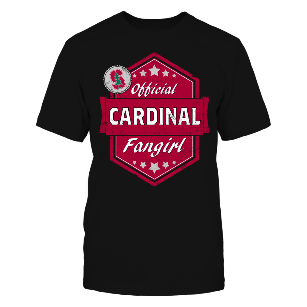 Stanford Cardinal Official Cardinal Fangirl - Stanford University FanPrint