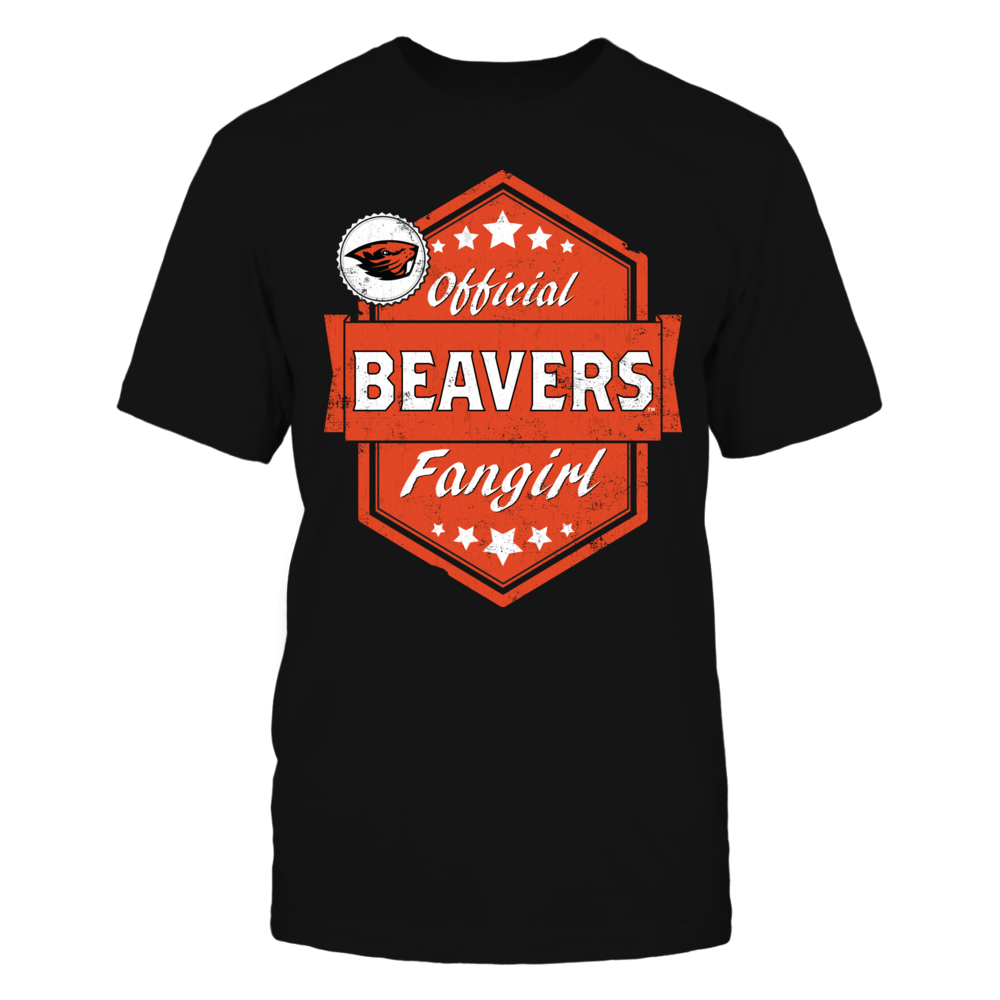 Official Beavers Fangirl - Oregon State University Front picture