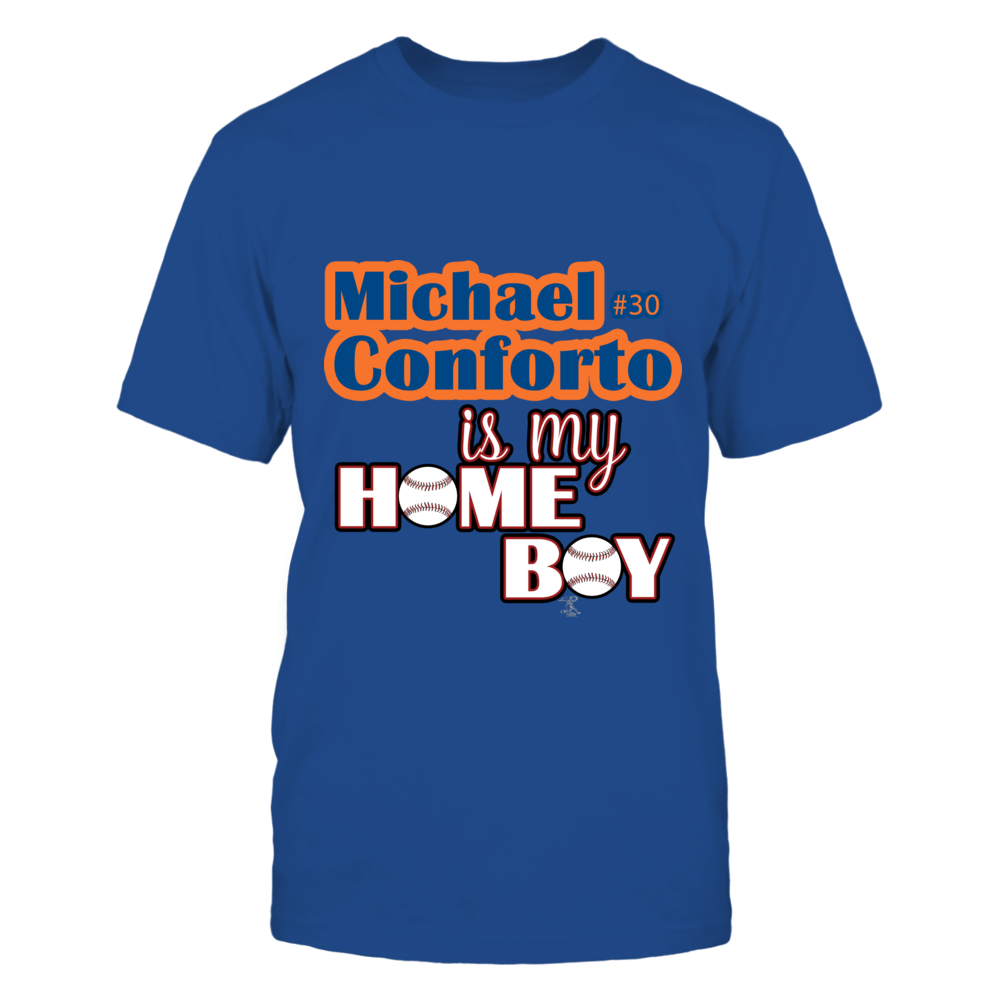 Michael Conforto Is My Homeboy Front picture