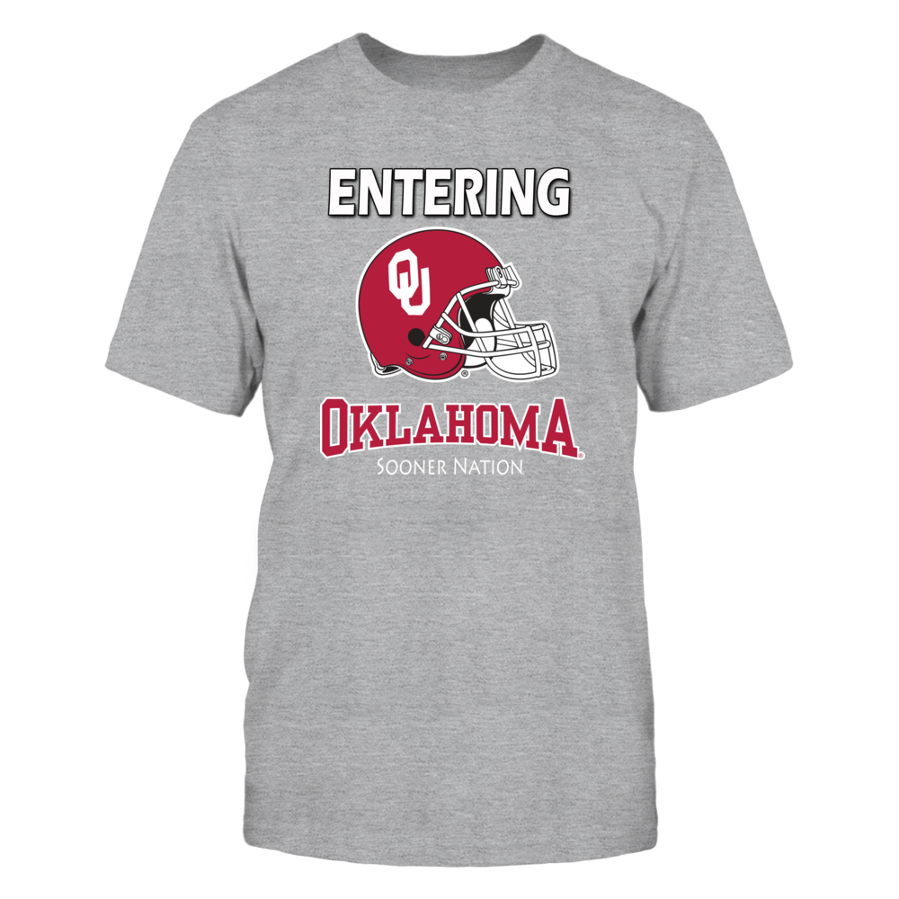 Entering Oklahoma Sooner Nation Front picture