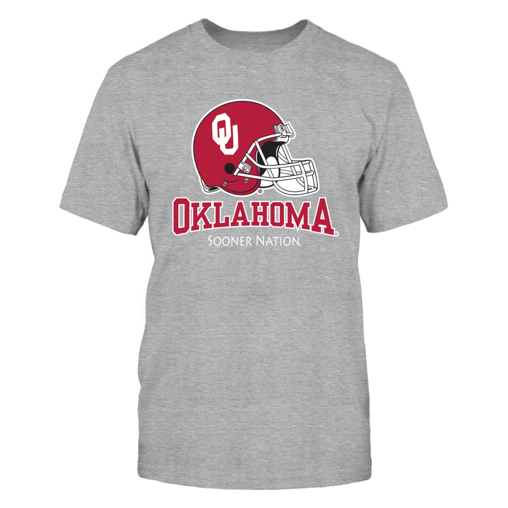 Oklahoma Sooners Clothing for OU Football Fans Front picture
