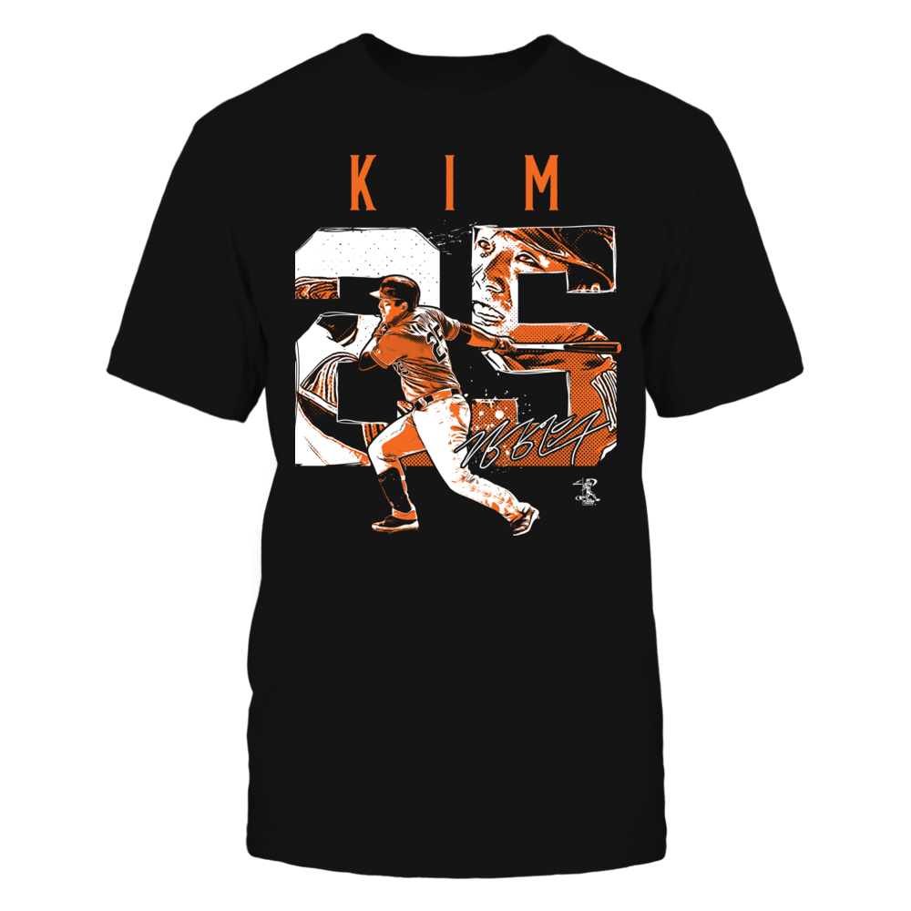 Hyun-soo Kim - Player Number Front picture