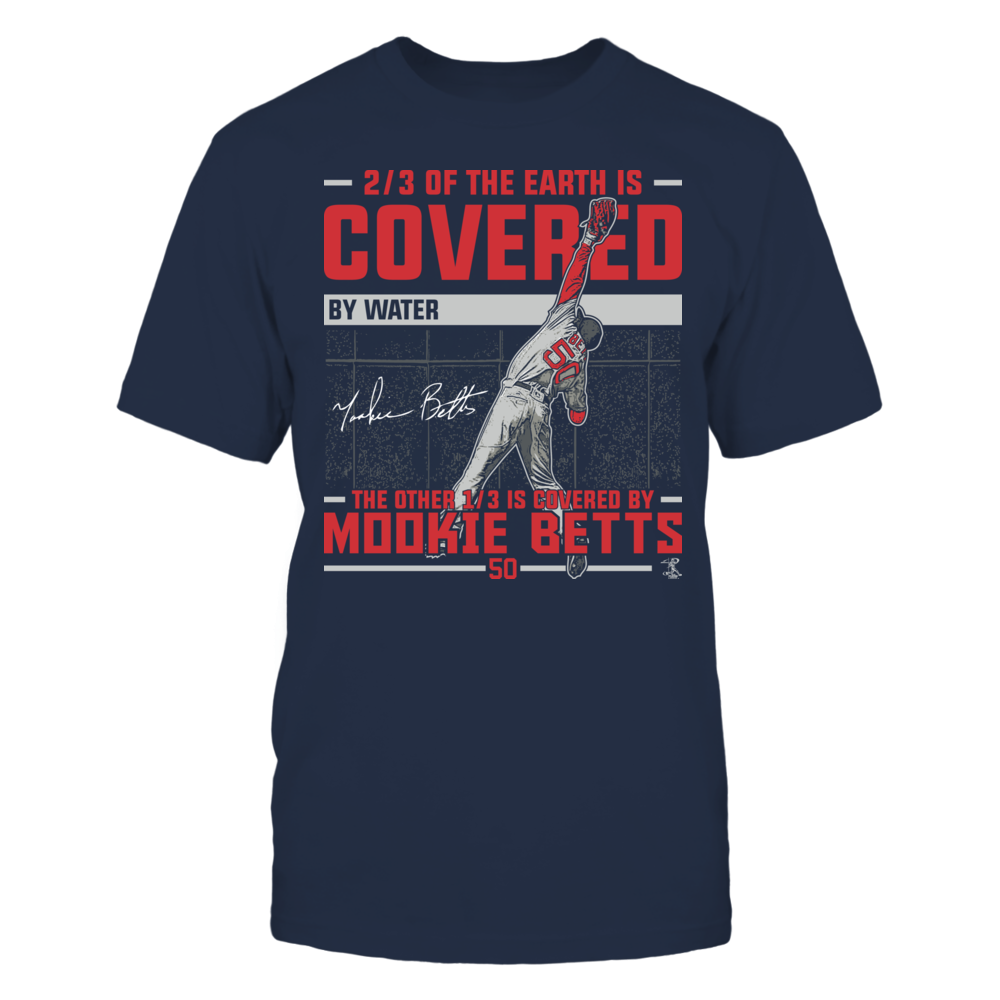 Mookie Betts Mookie Betts - Covered By FanPrint