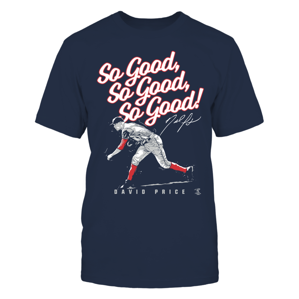 David Price David Price - So Good FanPrint