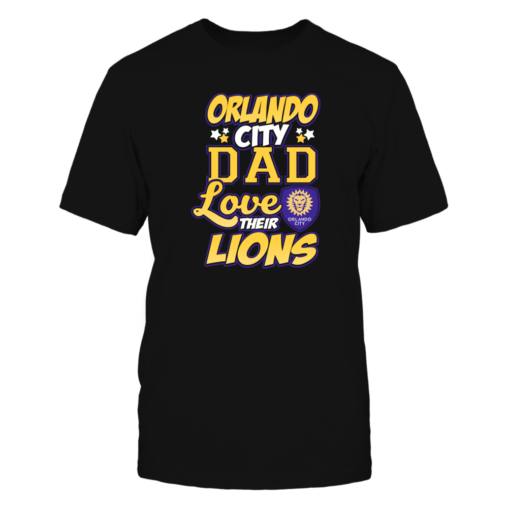 Orlando City SC Orlando City Dad FanPrint