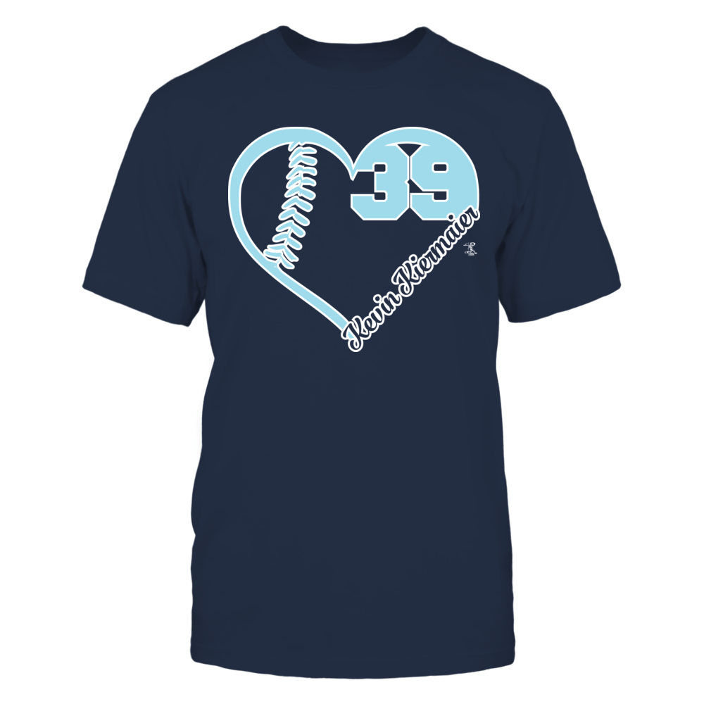 Kevin Kiermaier Kevin Kiermaier - Heart Team FanPrint