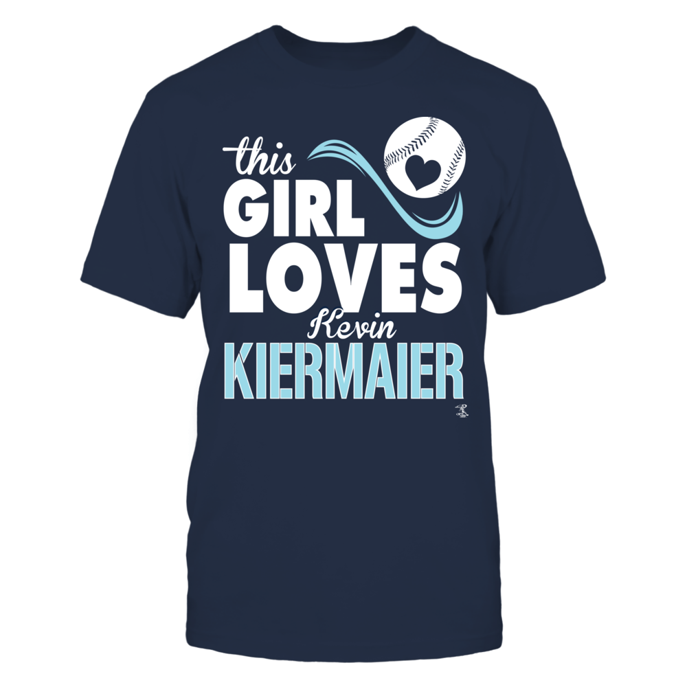 Kevin Kiermaier - This Girl Loves Front picture