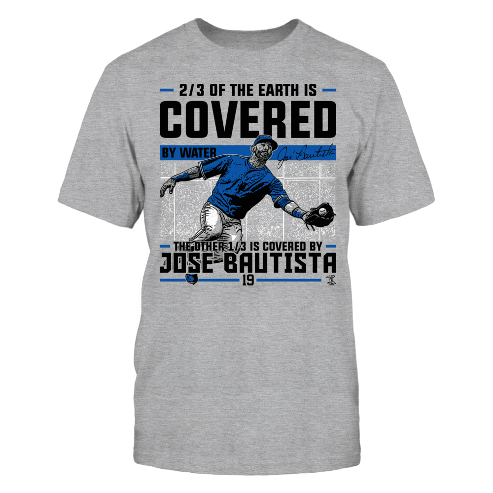 Jose Bautista - Covered By Front picture