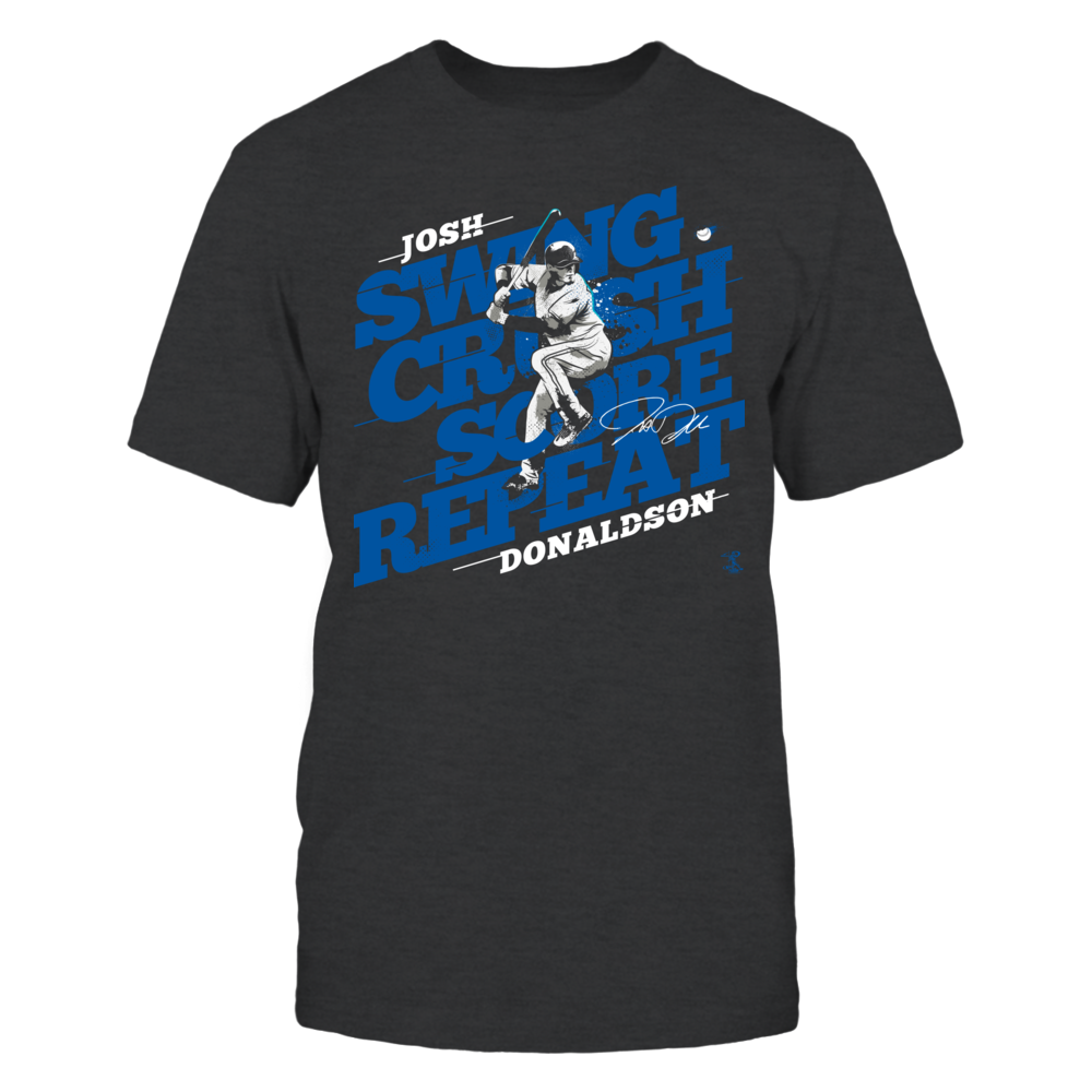 Josh Donaldson Josh Donaldson - Swing Crush Score Repeat FanPrint